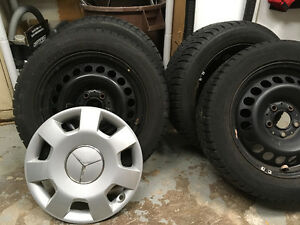 Mercedes b200 buy or sell used or new car parts tires for Mercedes benz winter tires