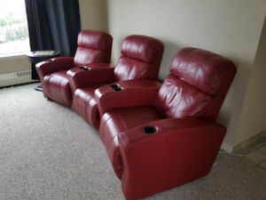 Elran Home Theatre Seating (3 Seats)