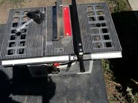 """10"""" BENCH TABLE SAW"""