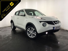 2014 NISSAN JUKE ACENTA DCI DIESEL 1 OWNER FROM NEW FINANCE PX WELCOME