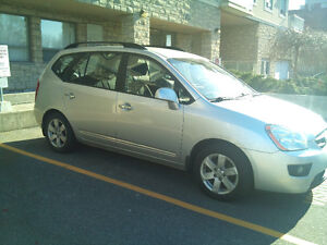 2009 Kia Rondo EX, 7pass, Low KMs, No Accidents, Certified!