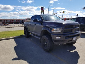 2017 dodge ram 3500 diesel lifted after market accessories