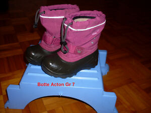 Botte enfant