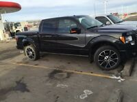 2012 f150 Harley Davidson ONE OF A KIND only 13,000 km
