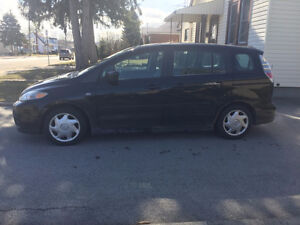 AS IS 2007 Mazda5, 5-speed