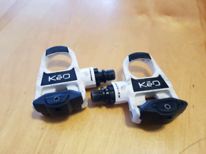Look Keo Sprint pedals - awesome