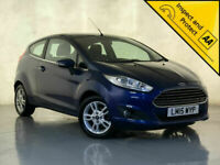 2015 FORD FIESTA ZETEC TURBO PETROL HATCHBACK AIR CONDITIONING SERVICE HISTORY