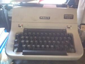 Facit ManualTypewriter