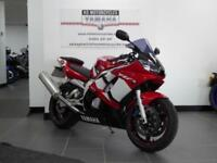 52 REG YAMAHA YZF R 6 IN VERY CLEAN ORIGINAL CONDITION RECENT NEW TYRES