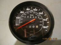 1985 Porsche Carrera Speedometer/Odometer