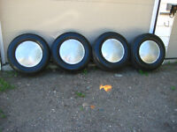 Rat Rod Wheels and Tires