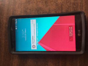 LG G4 With rogers and otterbox