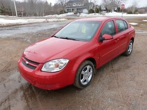 2008 Chevrolet Cobalt LT w/1SA Sedan