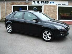 2011 60 Ford Focus 1.6 ( 100ps ) Zetec 5d **NEW MOT**