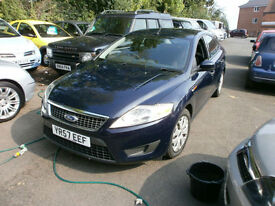 Ford Mondeo 2.0TDCi 140 2007.5MY Titanium P/X TO CLEAR DRIVES WELL