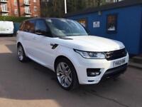 2013 Land Rover Range Rover Sport 3.0 SD V6 Autobiography Dynamic SUV 5dr