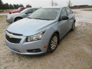 2011 Chevrolet Cruze LT Sedan 100 KM  CLEAN CAR PROOF
