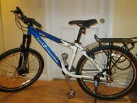 Rocky Mountain Flair mountain bike