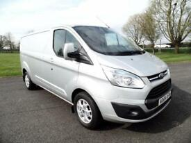 Ford Transit Custom 2.2TDCi ( 125PS ) 290 L2 H1 LIMITED Van