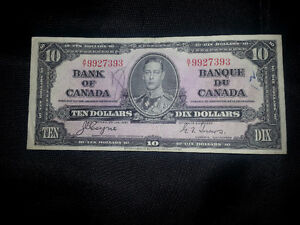 Londons largest and best collection of old paper money.300 ads.. London Ontario image 3