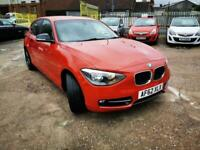 2012 BMW 1 Series 116i Sport 5dr HATCHBACK Petrol Manual