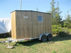 HORSE TRAILER / TOY HAULER