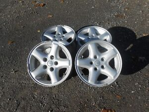 Set of 4 Rims  JEEP    15 inch