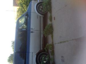 1996 Chevrolet Astro Minivan, Van