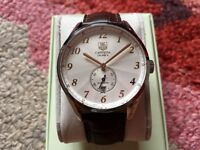 Tag Heuer Carrera Calibre 6 Automatic Watch Almost New boxed with papers