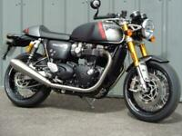 TRIUMPH THRUXTON RS MODERN CLASSIC MOTORCYCLE