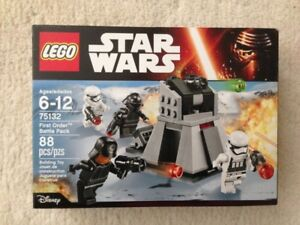 Lego Star Wars First Order Battle Pack New Unopened