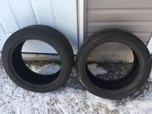 225/45/17 ingens anteres tires