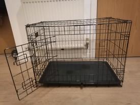 Medium RAC fold flat dog crate