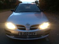 Nissan Almera 1.8 one year mot great condition drives really good