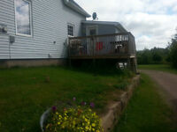 ONE-BEDROOM APARTMENT FOR THE SUMMER IN SACKVILLE, NB