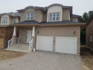 Brand New House For Rent In Orillia!!!