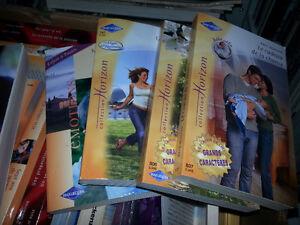Livres Harlequin