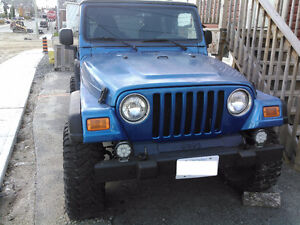 2003 Jeep TJ Sport Other