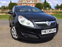 Vauxhall/Opel Corsa 1.4i 16v ( a/c ) 2007MY Club 80K FSH ** GREAT VALUE **