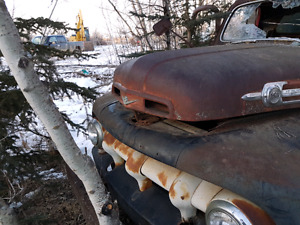 Ford mercury M6 1951 truck