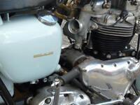 TRIUMPH BONNEVILLE T120R CLASSIC 1960