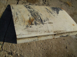 1965 Ford Falcon Trunk Lid