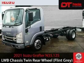 Isuzu Grafter N35.125 T (TWIN rear wheel) LWB Chassis [AWAITING NEW STOCK]