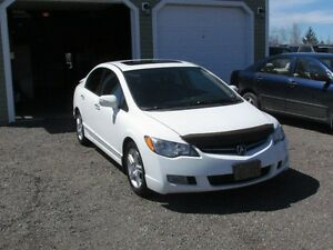 2008 Acura CSX Sedan (Honda Civic SI)