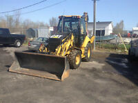 2011 Caterpillar 420 IT Backhoe