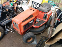 I HAVE 3 RIDE ON MOWERS FOR SALE  POSSIBEL TRADE