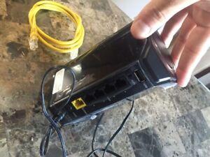 D Link DIR-850L router/modem