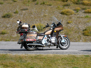 One owner Goldwing
