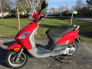 ***PIAGGIO SCOOTER*** FLY150 !!!