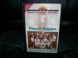Kenora Thistles 1907 stanley cup champions